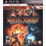 Mortal Kombat 9 Ps3 Komplete Edition | Español Oferta Ya!