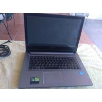 Lapto Lenovo Ideapad P400 Touch Core I7 Pantalla Tactil