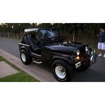Jeep Ika 4x4 Unico En El Pais