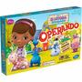 Jogo Operando Com A Doutora Brinquedo - Hasbro
