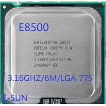 Processador Core 2 Duo E8500 3.16ghz Garantia 3 Anos