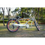 Quadro De Bicicleta Inox Chopper (somente Quadro)