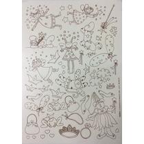 Calcos Vitrificables Para Porcelana Y Ceramica X10
