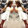 Vestido Feminino Curto Festa Formatura Casamento 15 Anos
