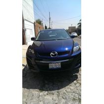 Mazda Cx7 Mod. 2010 Motor 2.3 Turbo, 5 Puertas Color Azul
