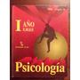Psicología - 4to Año - Edt Co.bo - Jesús Aragón D