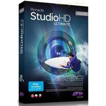 Pinnacle Studio Ultimate Hd Versão 15 Full Original!