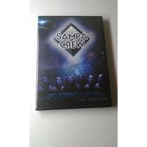 Dvd Sampa Crew- De Corpo E Alma Estúdio Novo
