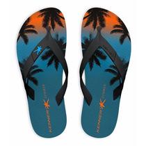 Chinelo Kenner Summer Hawaii Tsh Masculino Original