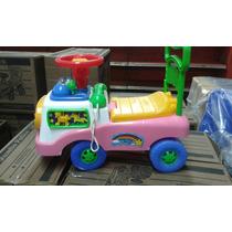 Carro Montable Para Niñas Y Niños