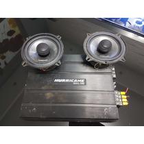 Modulo Hurricane Ha4.160 1200w + Audiophonic 5 140w