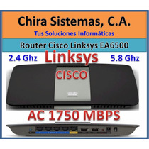 Router Cisco Linksys Ea6500 1750mbps Gigabit 2x Usb Oferta
