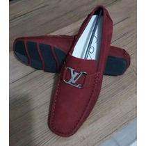 Lindo Sapato/masculino/colorido/couro #ed3t