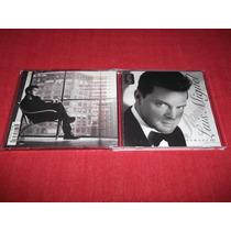 Luis Miguel - Romances Cd Nac Ed 1997 Mdisk