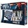 Ajedrez Star Wars Figuras En 3d
