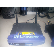 Linksys Amplificador De Señal Wireless Signal Booster Wsb24