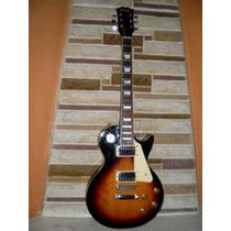 Guitarra Mod:les Paul *texas* Mastil Encolado *excelente*
