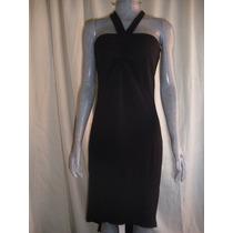 Vestido Color Negro Marca Anne X Talla G/l