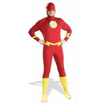 Disfraz De Flash Para Adultos Envio Gratis