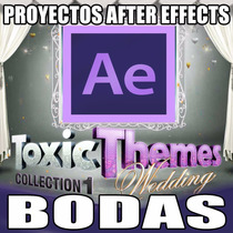 Proyectos After Effects Bodas Regalo Super Pack Audios Mp3