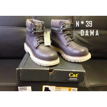 Botines Caterpillar Colorado On Dama 39,5