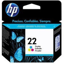 Cartucho Original Hp 22 Color C9352al 100%original
