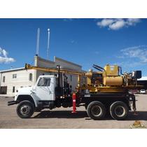 Camion Perforadora Texoma Para Pilotes