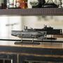 Miniatura Submarino Alemão Seehund Em Res S/juros S/frete
