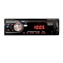 Radio Para Carro Mp3 Am/fm/usb/ Cartão Sd