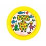 Piscina Inflável Infantil 28 Litros 2 Anéis Fundo Estampado