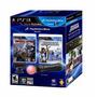 Playstation 3 Ps3 Move Con Dos Juegos, Camara Y Control