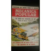 Revista Antigua Mecánica Popular Noviembre 1961