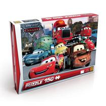 Quebra Cabeça Infantil Carros Puzzle 150 Peças Original Grow