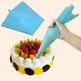 Manga Pastelera Silicon Jeringa Decoradora Cupcake Reposterí