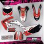Kit Grafica Calcos Honda Crf 250-450 - 09/13 Gruesos!!!