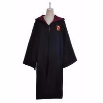 Capa Grifinória Harry Potter Hogwarts Cosplay Fantasia Linda