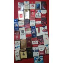 Marquillas De Cigarrillo Multimarcas 30 Unidades
