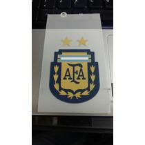 Escudo Afa Plastisol 2015 Short Alternativo