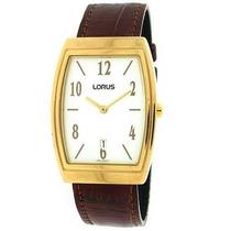Reloj Lorus Rvk62ax9 Clasico Marron