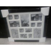 Oferta Portaretrato Múltiple Para 13 Fotos Varios Tonos $520