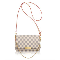 Nueva! Louis Vuitton Favorite Pm 100%original Bolsa Lv 100%