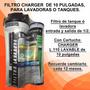 Filtro Para Lavadoras / Tanques De Agua Charger De 10 Pulgad
