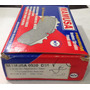 Pastillas De Freno Chevette 0320 Delanteras