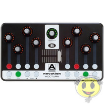 Controlador Midi Usb Nocturn Novation Dj Ponta De Estoque