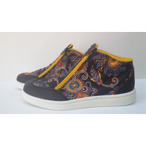 Zapatillas Botitas De Puro Diseño Independiente Mayor Menor
