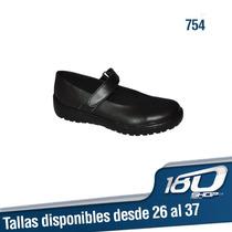 Zapato New Rock Colegial Niñas