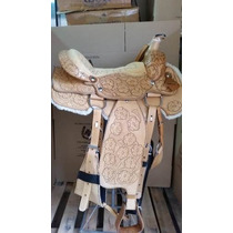 Arreio De Cavalo Americana Barata+manta+frete Gratis