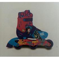 Patines 2 En 1 Monster High