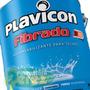 Plavicon Fibrado 10 Kg. Impermeabilizante Techos Uv Membrana