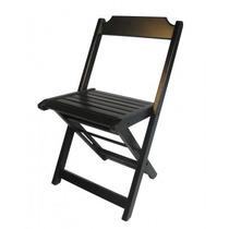 Cadeira Aavulsa Dobrável Las Vegas Preta Disa Móveis
